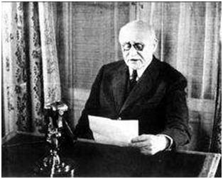 Allocution du Maréchal Pétain