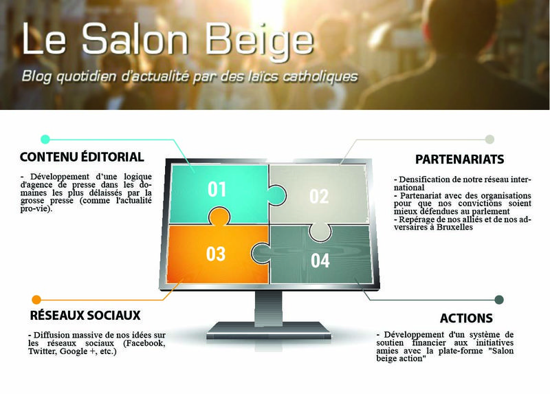 Visuel salon beige action
