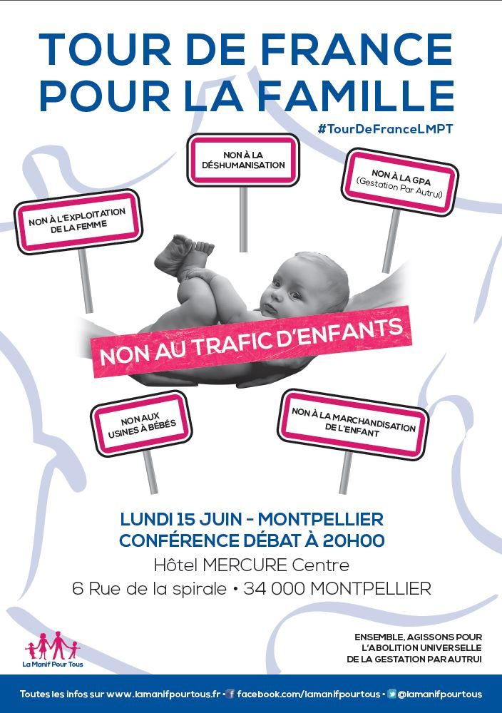 Affiche Montpellier - 15jun15