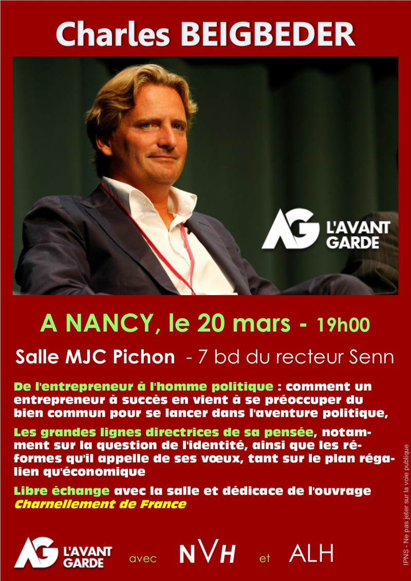 Conf Nancy Flyer