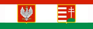 Poland-and-Hungary-flags2