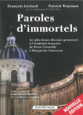 Paroles-dimmortels