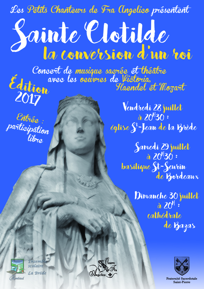 Flyer A5 fra angelico 2017