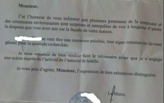 Courrier-maire