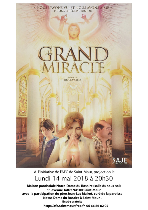 2018 05 14 Le Grand Miracle